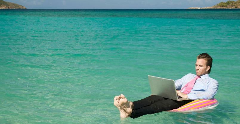 Trabalhar nas férias? Aprende a lidar com isso